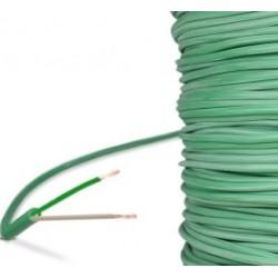 Sonde filaire active diamètre 6 x 50mm sur câble silicone