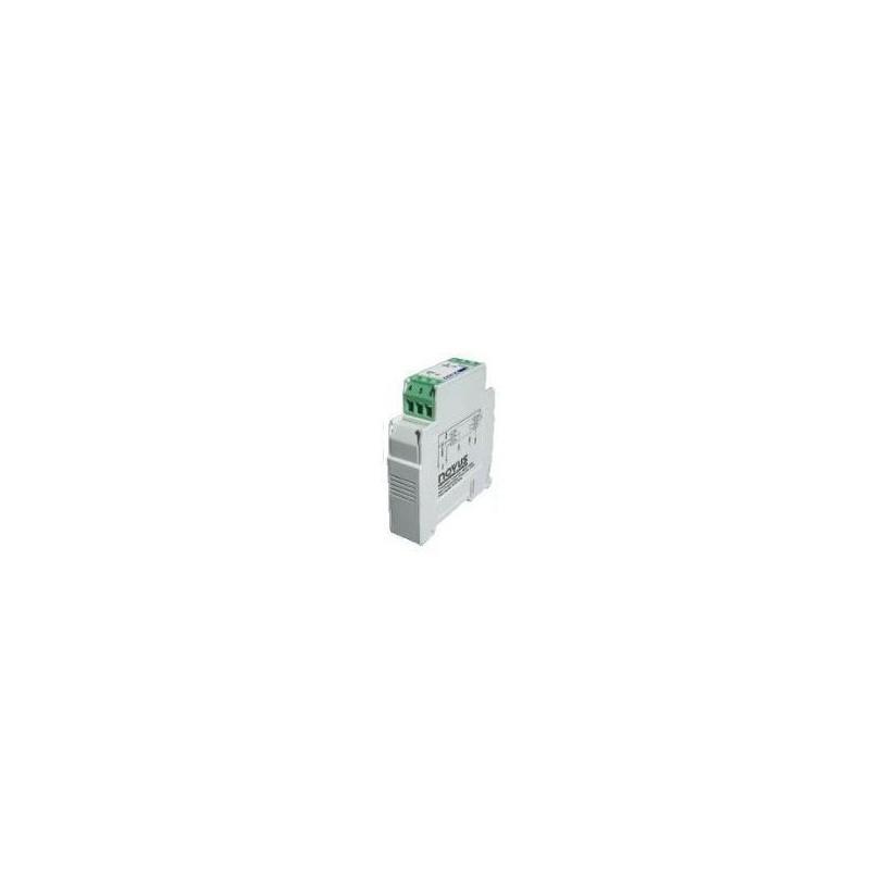 Transmetteur de température 0 10 V isolé Rail DIN entrée universelle