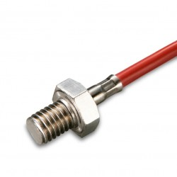 Sonde à visser M8 x 10mm sur câble silicone