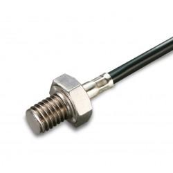 Sonde à visser M8 x 10mm sur câble PVC