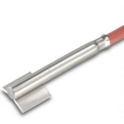 Sonde de surface de tuyauterie, corps inox, câble Silicone - 50°C / + 180°C IP54