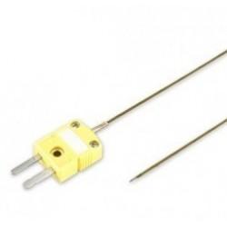 Thermocouple K isolé kapton sur connecteur miniature