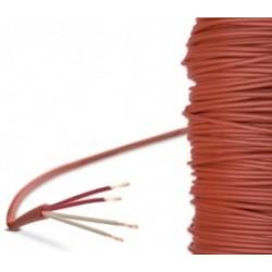 Câble Silicone en 4 fils