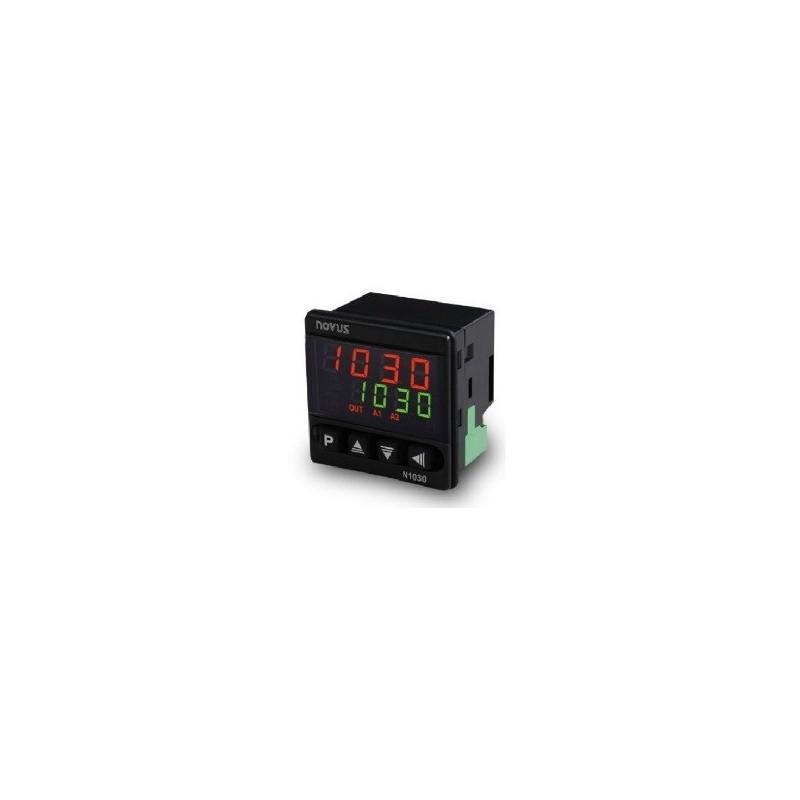 Regulateur PID ou ON OFF Pt100 Thermocouple J K T Esortie relais et logique