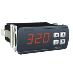 Indicateur livré avec sonde NTC alimentation 12-24 Vdc