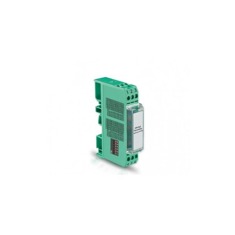 Transmeteur rail pour Pt1000 sortie 0 10V echelle 0 200°C