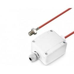 Sonde à visser M8 x 10mm active sur câble silicone