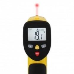 Thermomètre infra rouge -50C à 450C optique 10:1