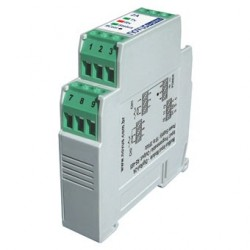 Interface 2 voies analogique RS485 Modbus DigiRail 2A