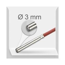 SILICONE diam. 3 mm