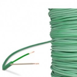 CABLE THERMOCOUPLE K SILICONE -50 / +200 C